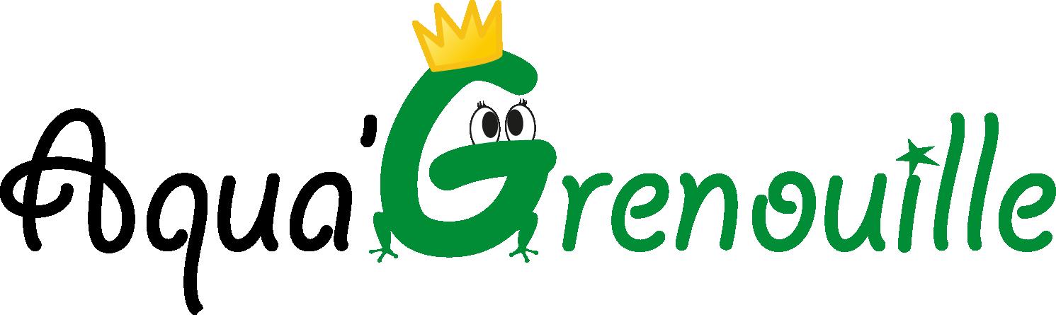 logo aqua'grenouille